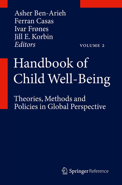 Handbook of Child Well-Being | Dodax.co.uk
