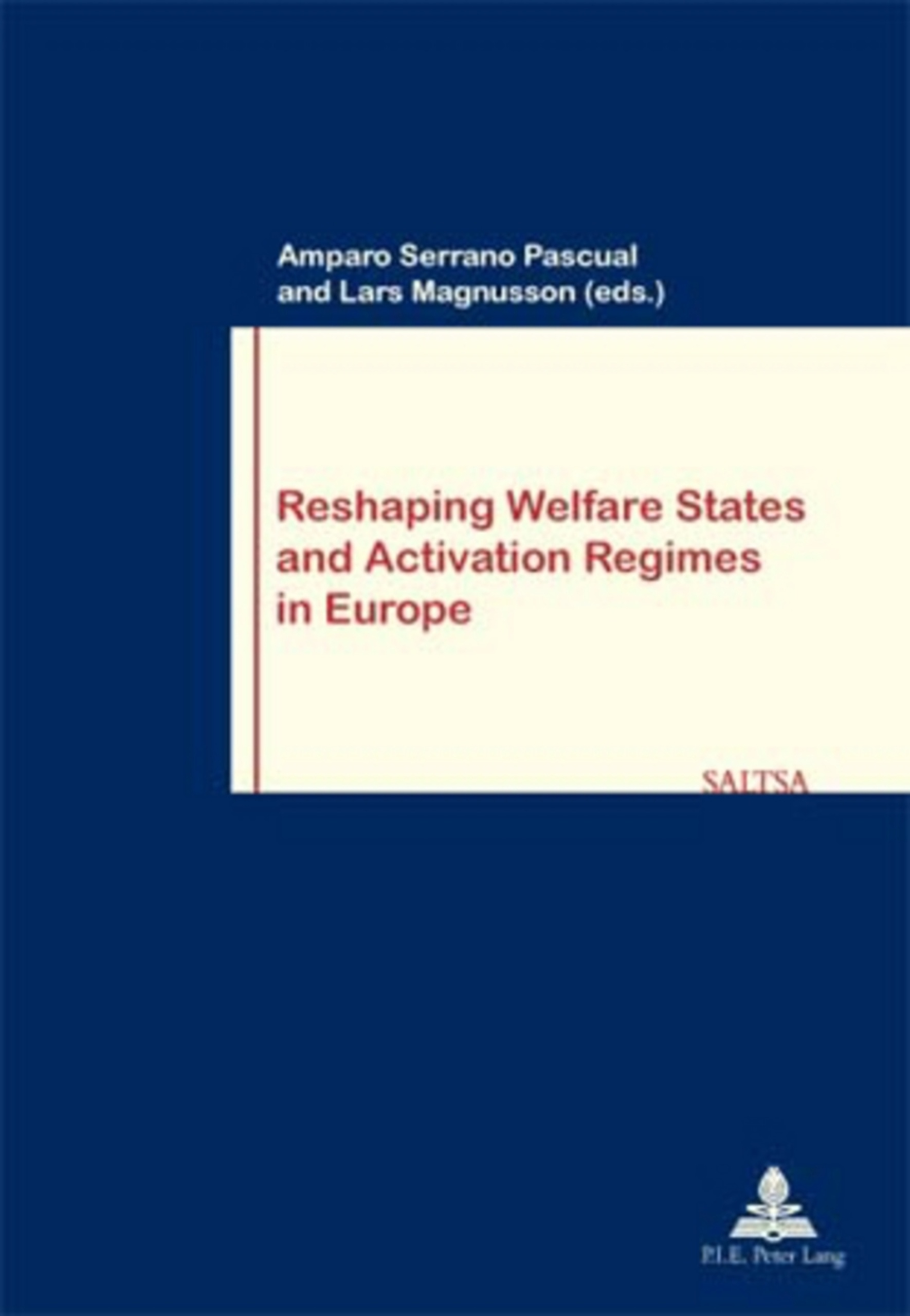 Reshaping Welfare States and Activation Regimes in Europe | Dodax.at
