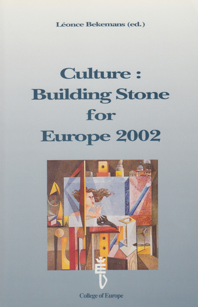 Culture: Building Stone for Europe 2002 | Dodax.de