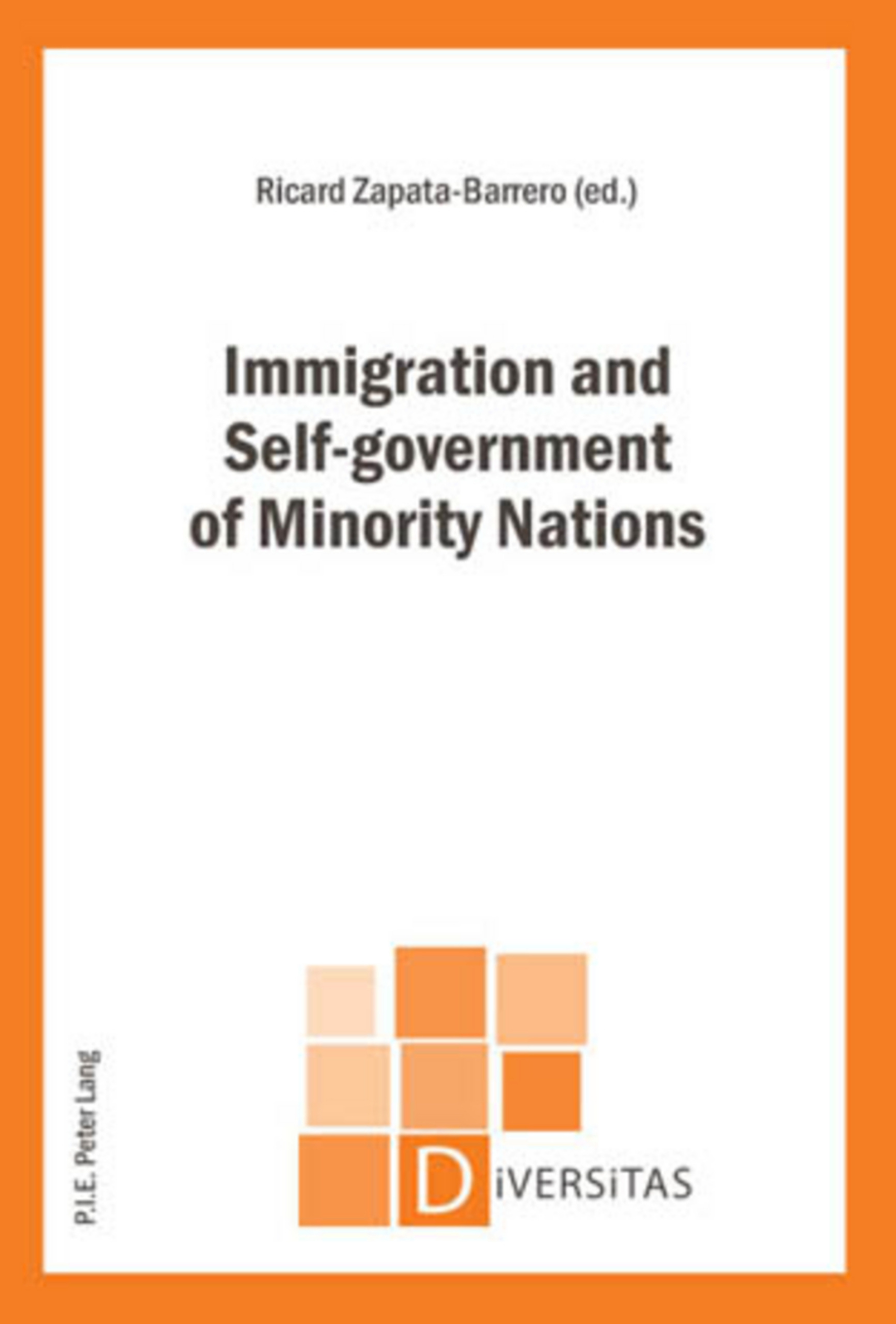 Immigration and Self-government of Minority Nations | Dodax.at