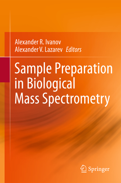 Sample Preparation in Biological Mass Spectrometry | Dodax.at