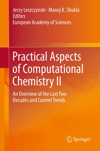 Practical Aspects of Computational Chemistry II. Vol.2 | Dodax.ch