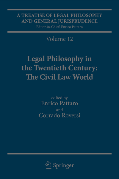 A Treatise of Legal Philosophy and General Jurisprudence | Dodax.pl