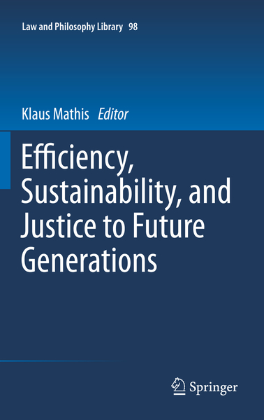 Efficiency, Sustainability, and Justice to Future Generations | Dodax.ch