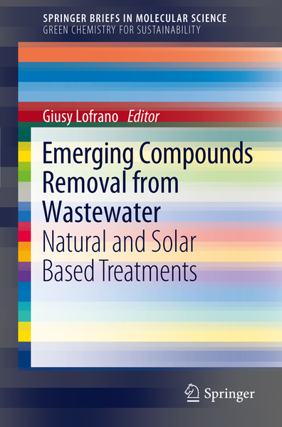 Emerging Compounds Removal from Wastewater   Dodax.ch