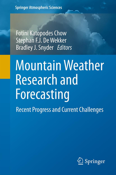 Mountain Weather Research and Forecasting | Dodax.ch