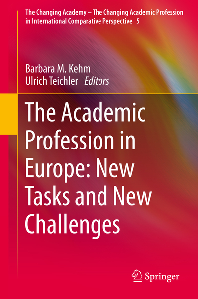 The Academic Profession in Europe | Dodax.ch