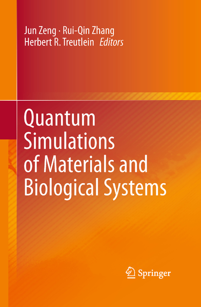 Quantum Simulations of Materials and Biological Systems | Dodax.ch