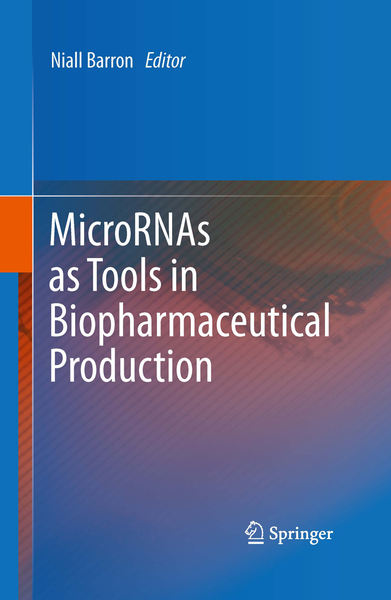 MicroRNAs as Tools in Biopharmaceutical Production   Dodax.ch