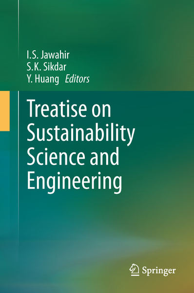 Treatise on Sustainability Science and Engineering | Dodax.ch
