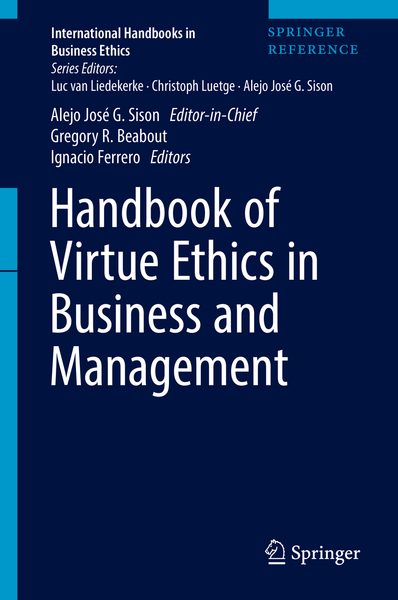 Handbook of Virtue Ethics in Business and Management, 2 Teile | Dodax.ch