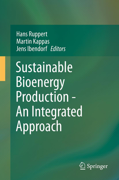 Sustainable Bioenergy Production - An Integrated Approach | Dodax.at