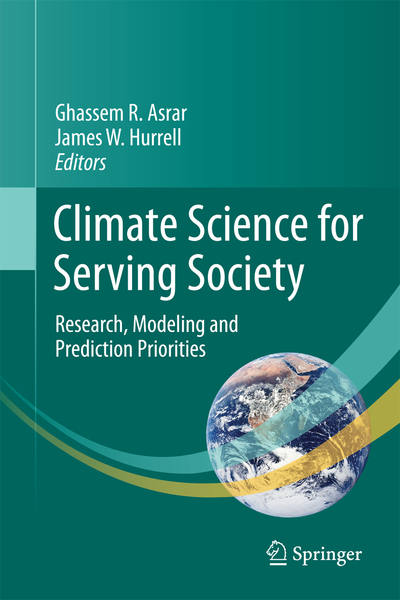 Climate Science for Serving Society | Dodax.ch