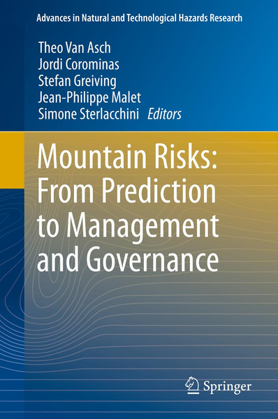 Mountain Risks: From Prediction to Management and Governance | Dodax.ch