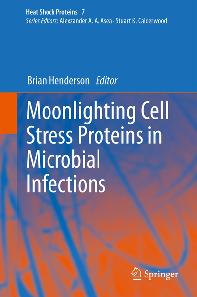 Moonlighting Cell Stress Proteins in Microbial Infections | Dodax.ch