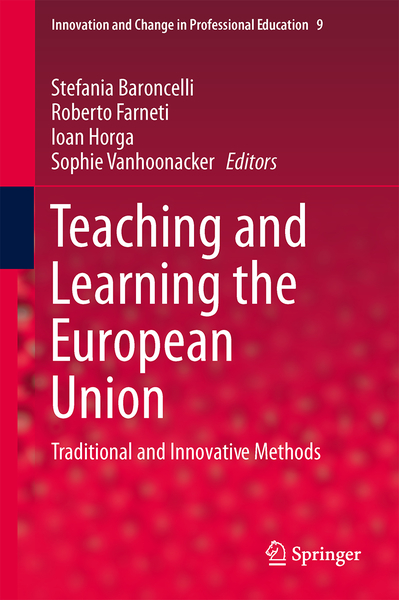 Teaching and Learning the European Union | Dodax.pl