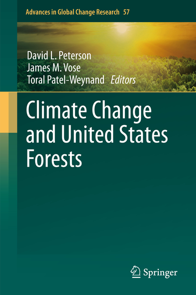 Climate Change and United States Forests | Dodax.ch