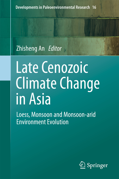 Late Cenozoic Climate Change in Asia   Dodax.ch