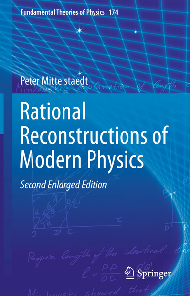 Rational Reconstructions of Modern Physics | Dodax.ch
