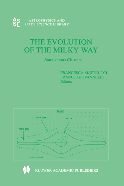 The Evolution of The Milky Way | Dodax.at