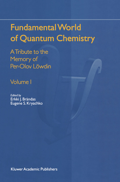 Fundamental World of Quantum Chemistry | Dodax.pl