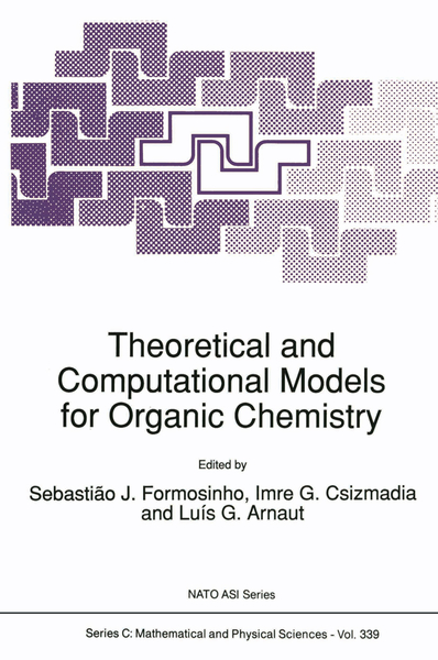 Theoretical and Computational Models for Organic Chemistry | Dodax.pl