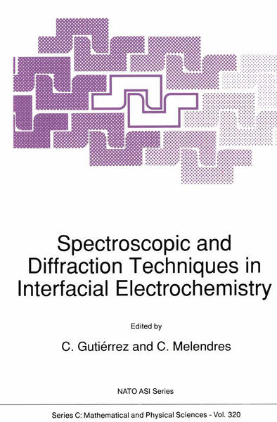 Spectroscopic and Diffraction Techniques in Interfacial Electrochemistry | Dodax.pl