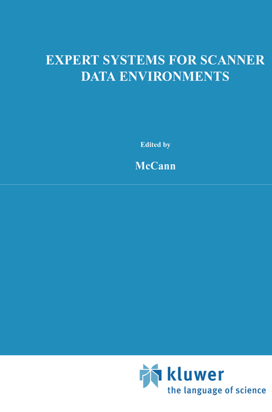 Expert Systems for Scanner Data Environments | Dodax.at