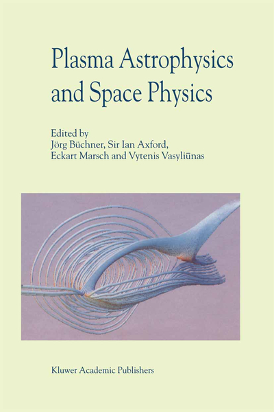 Plasma Astrophysics And Space Physics | Dodax.at
