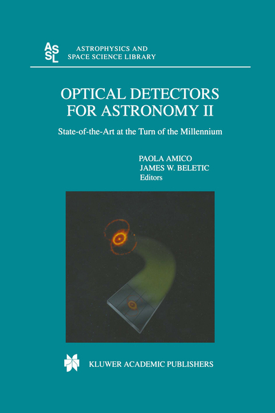 Optical Detectors For Astronomy II | Dodax.at
