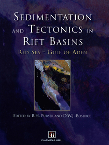 Sedimentation and Tectonics in Rift Basins Red Sea:- Gulf of Aden | Dodax.ch