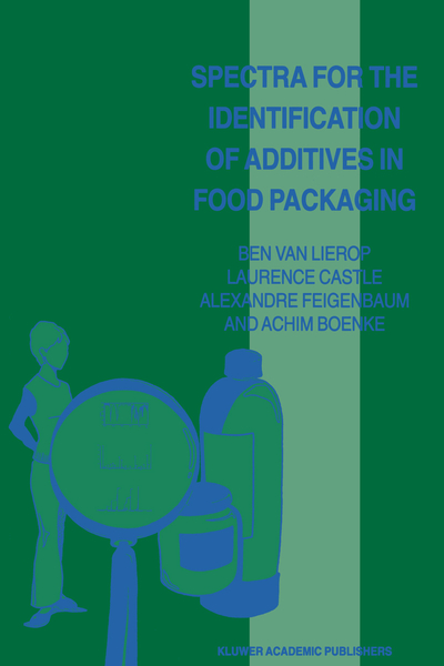 Spectra for the Identification of Additives in Food Packaging | Dodax.ch