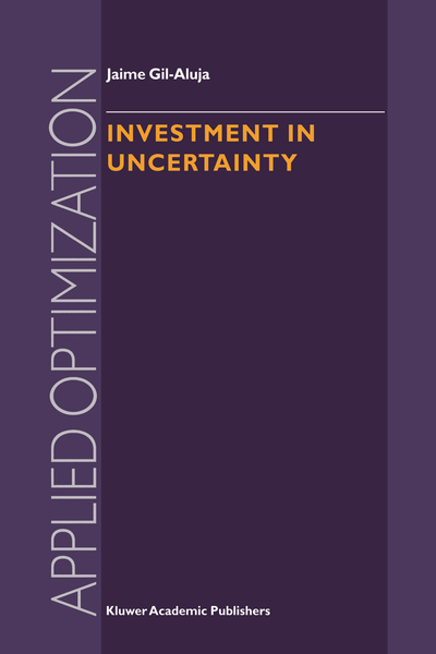Investment in Uncertainty | Dodax.pl