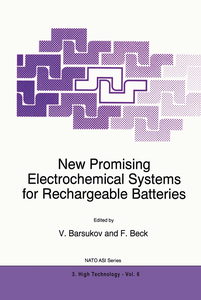 New Promising Electrochemical Systems for Rechargeable Batteries | Dodax.ch