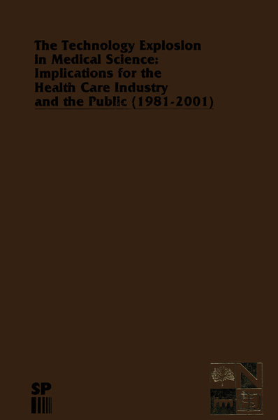 The Technology Explosion in Medical Science: Implications for the Health Care Industry and the Public (1981-2001) | Dodax.at