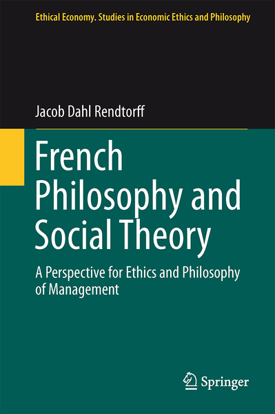French Philosophy and Social Theory | Dodax.at