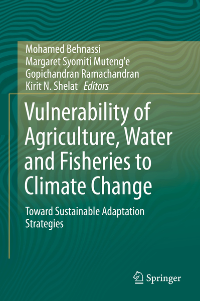Vulnerability of Agriculture, Water and Fisheries to Climate Change   Dodax.pl