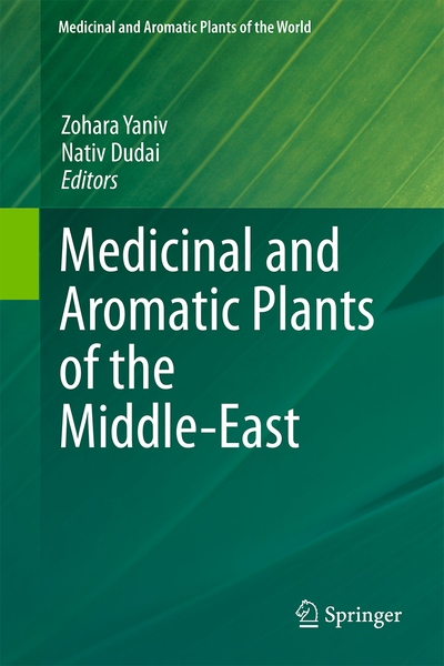 Medicinal and Aromatic Plants of the Middle-East | Dodax.pl