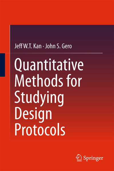 Quantitative Methods for Studying Design Protocols | Dodax.ch