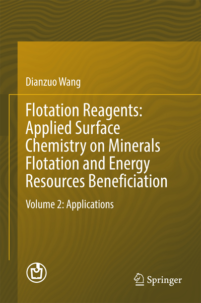 Flotation Reagents: Applied Surface Chemistry on Minerals Flotation and Energy Resources Beneficiation | Dodax.nl