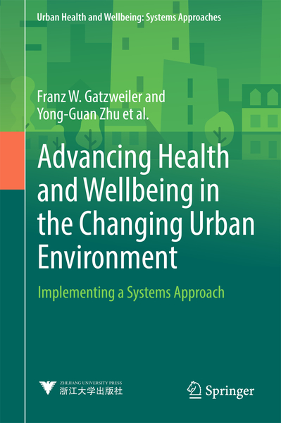 Advancing Health and Wellbeing in the Changing Urban Environment | Dodax.ch