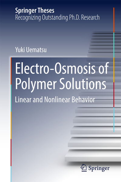 Electro-Osmosis of Polymer Solutions | Dodax.ch