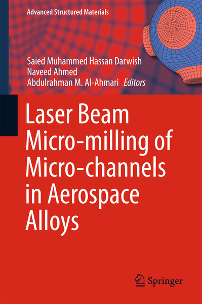 Laser Beam Micro-milling of Micro-channels in Aerospace Alloys | Dodax.ch