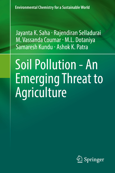 Soil Pollution - An Emerging Threat to Agriculture | Dodax.ch