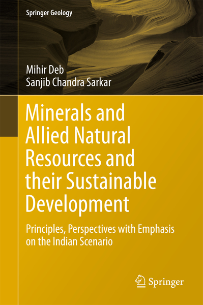 Minerals and Allied Natural Resources and their Sustainable Development | Dodax.nl