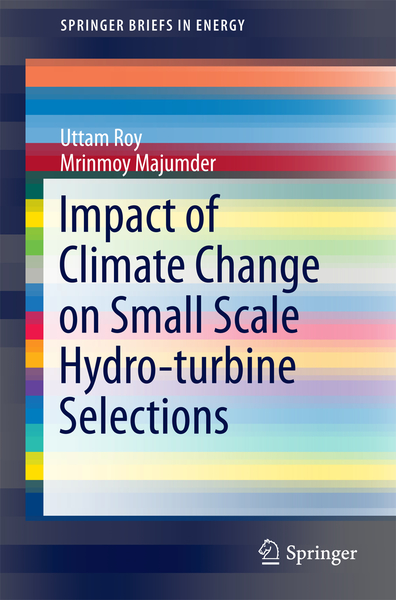 Impact of Climate Change on Small Scale Hydro-turbine Selections | Dodax.ch