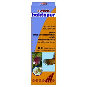 Sera Baktopur 50ml | Dodax.at