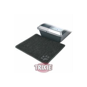 TRIXIE 40381 Rectangular PVC Black pet litter mat | Dodax.co.uk