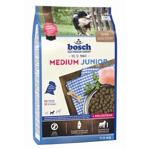 Bosch Medium Junior 3 kg | Dodax.fr