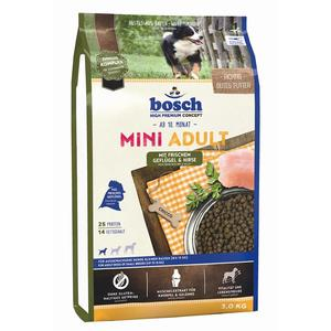 bosch Trockenfutter Mini Adult | Dodax.at